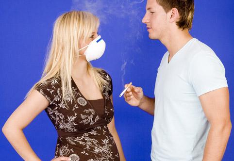 Последствия пассивного курения